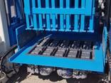 Блок машина для производства бордюров, блоков Мобил - фото 3