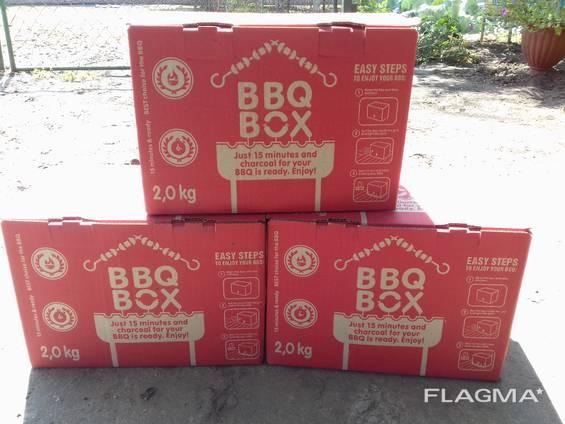 Charcoal, Bbq-Box