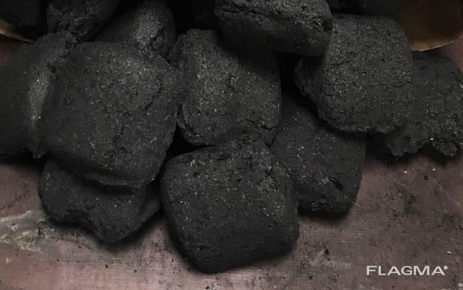 Charcoal briquette FSC / Βερνίκι κάρβουνο FSC