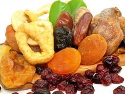 Cухофрукты и Орехи из Узбекистана