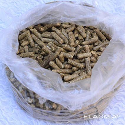 Комбикорм (compound feed)