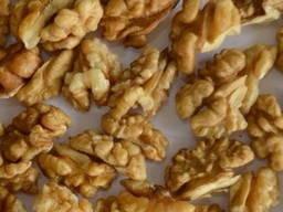 We sell walnuts, pumpkin seeds, beans