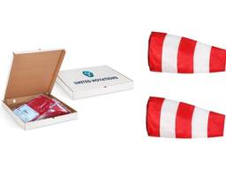 WIND CONE WCS100 FOR WINDSOCKS ON RUNWAY & AIRSTRIPS (1 1 FREE)