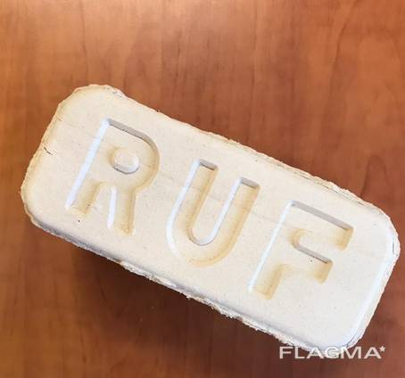Wood briquette RUF